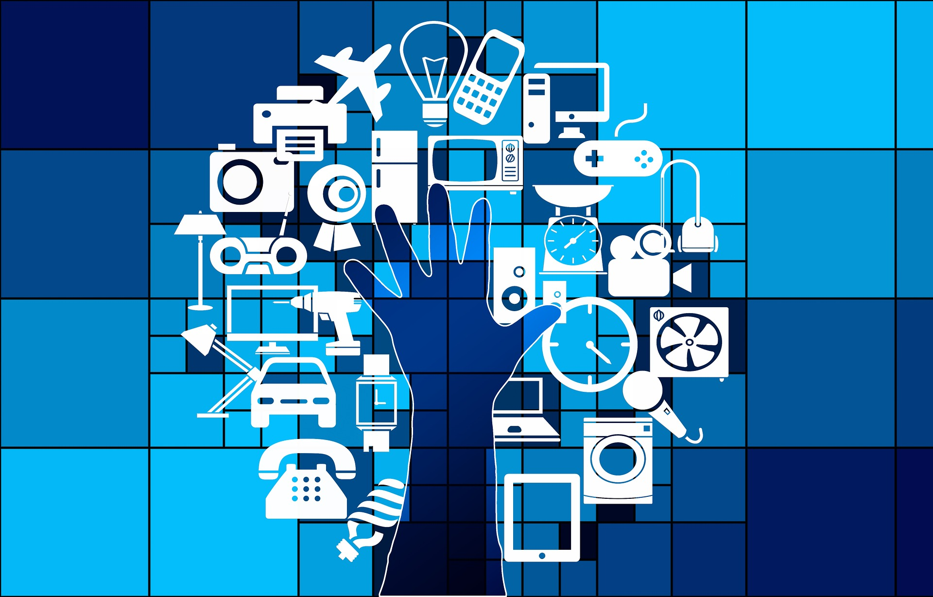 Internet of things - Manet Mobile Solutions