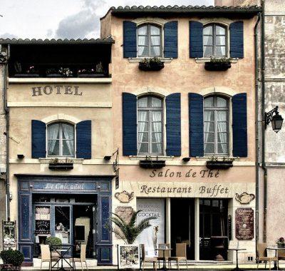 Boutique Hotel building