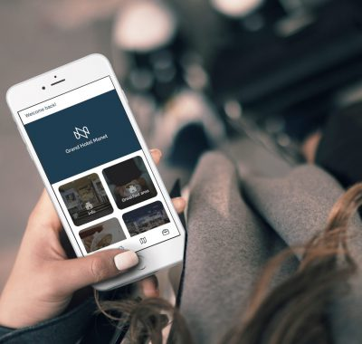 Manet App - Digital Concierge